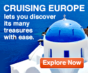 Europe Cruise Offerings