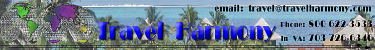 Travel Harmony Tahiti Travel